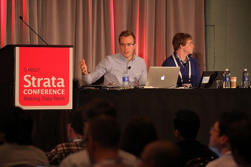 Strata Conference Kaggle session