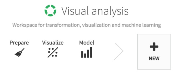 Visual analysis
