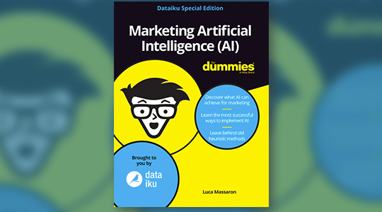 marketing ai for dummies guide