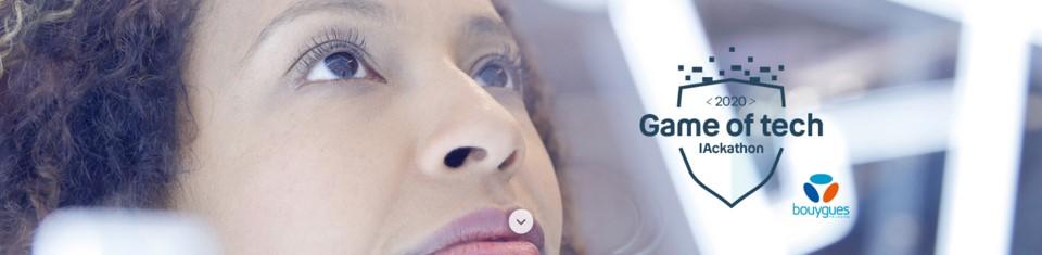 Bouygues Telecom AI Hackathon Promotion Image