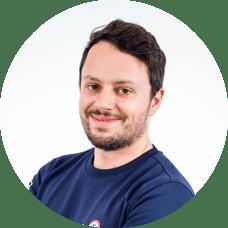 Hadrien Servy, Customer Success Manager Team Lead