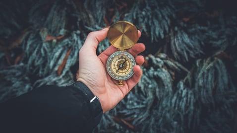 close-up-compass-gold-841286