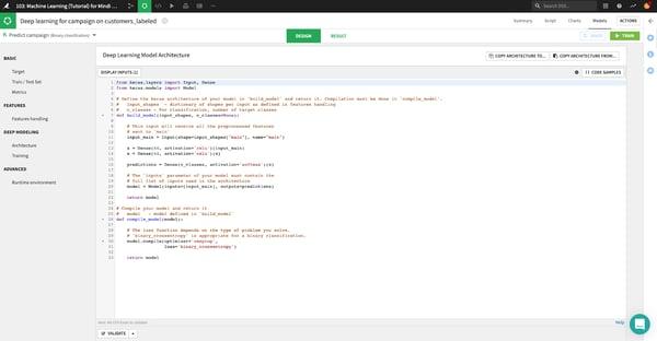 coding deep learning