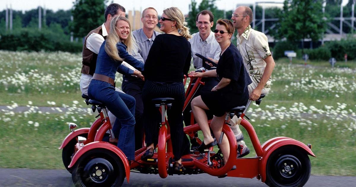 conference-bike