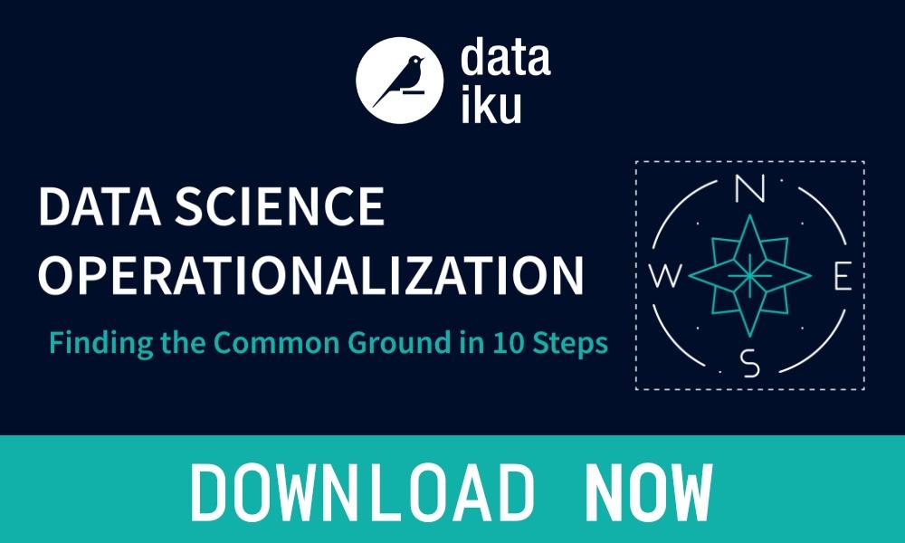 data science operationalization