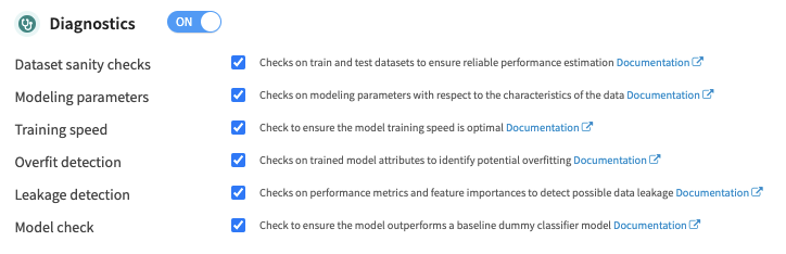 best practice guardrails for machine learning in Dataiku 9