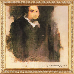 AI generated art that sold at Christie's