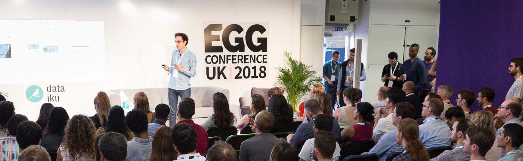 EGG U.K. 2018 speaker