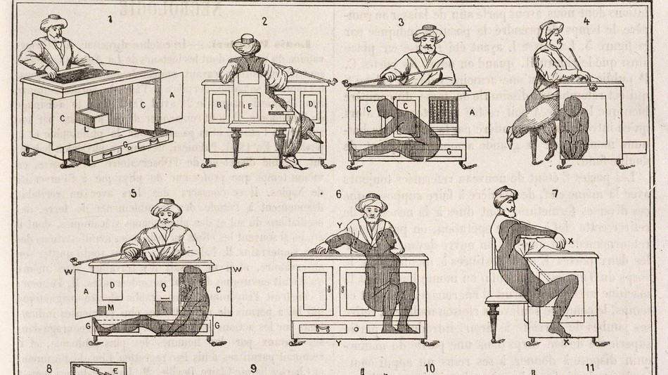 the how behind the mechanical turk