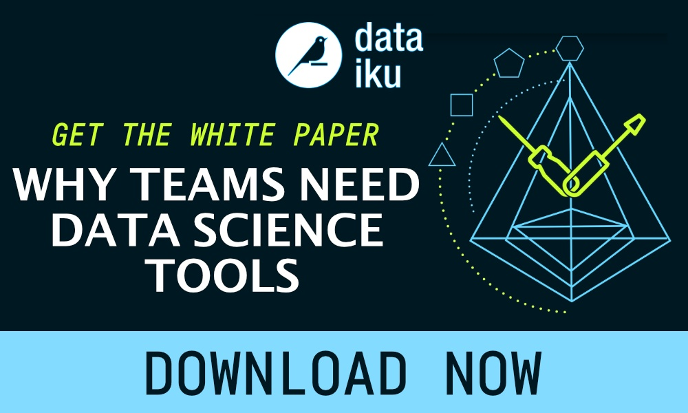 why teams need data science tools