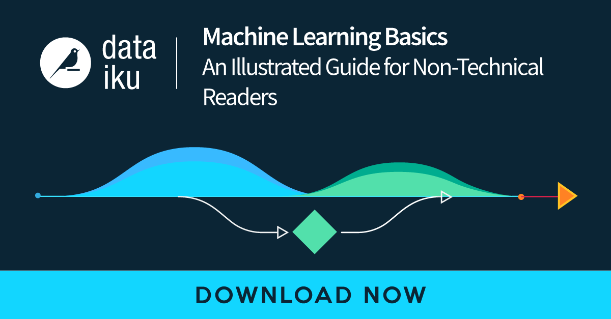 Download the Machine Learning Basics illustrated guidebook now!