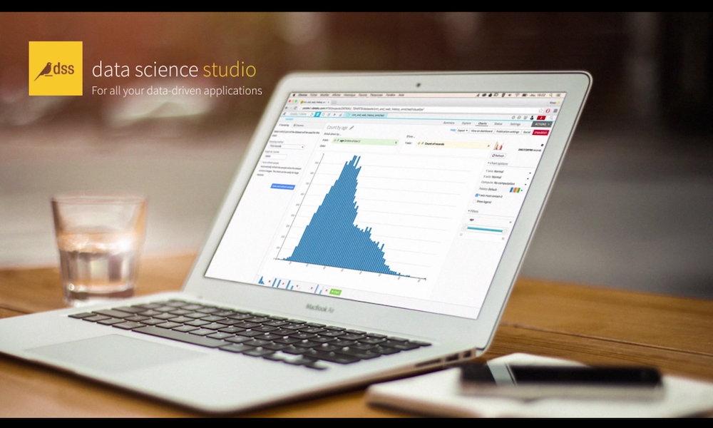 Making the Best Data Visualizations in Data Science Studio [Video]
