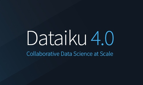 Dataiku 4.0 Is Out Now: True Scalable Collaboration!