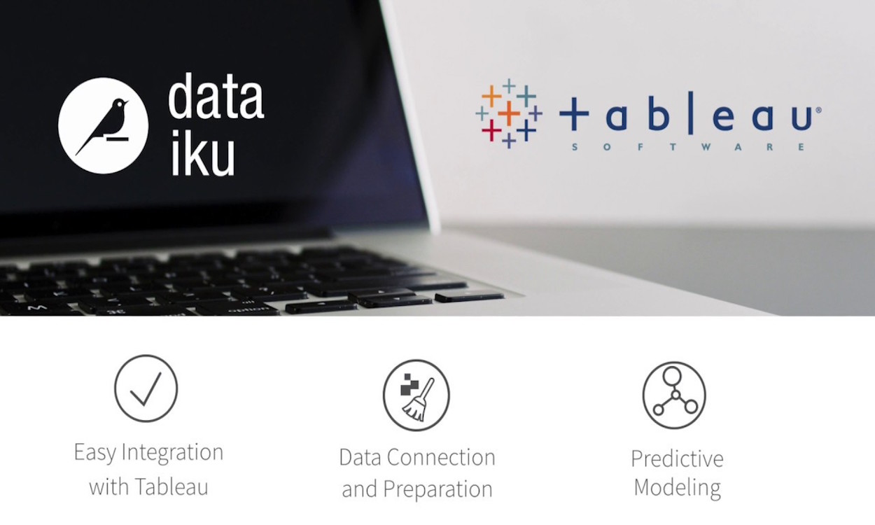 Become a Tableau Power User with Dataiku DSS