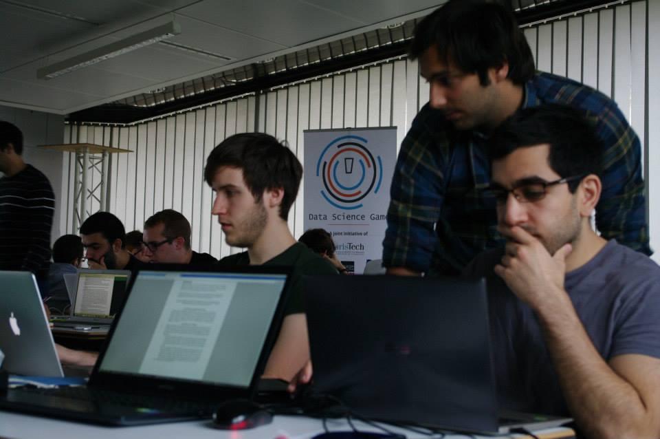 Dataiku Sponsorship Ardalan team madatascience