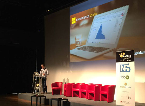 Kurt introduces version 2.0 of Data Science Studio