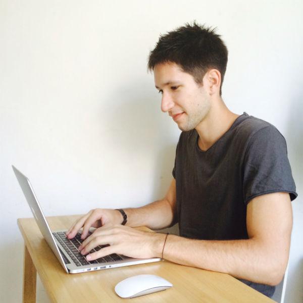 Matthieu Scordia working on DSS