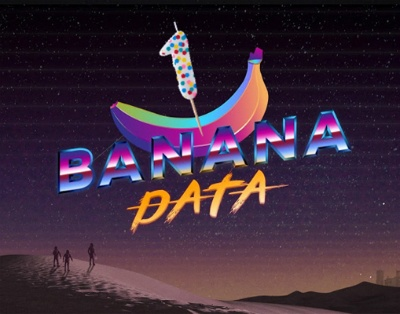 A Year of Banana Data News... in Data