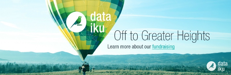 Dataiku Secures $14 Million Series A