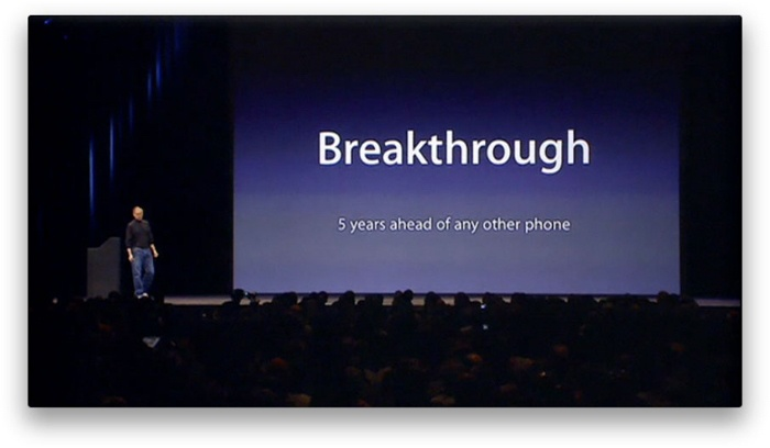 steve jobs apple event keynote