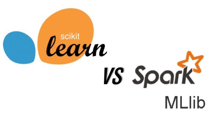 Scikit-Learn Versus MLlib