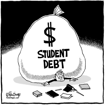 Merging Data Sources to Investigate Student Loan Debt