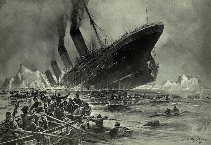 Image result for titanic bild
