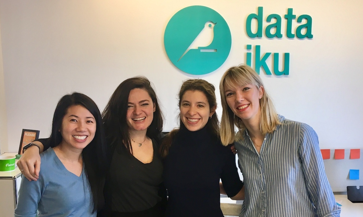 Inspiration from Ladies in Data for International Women's Day