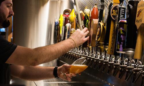 Super Bowl Beer Recommendation Engines
