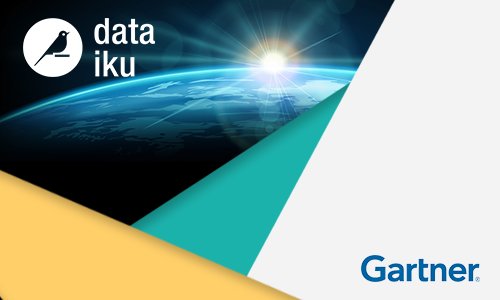 Dataiku Named Challenger in Gartner 2019 Magic Quadrant for Data Science and Machine-Learning Platforms