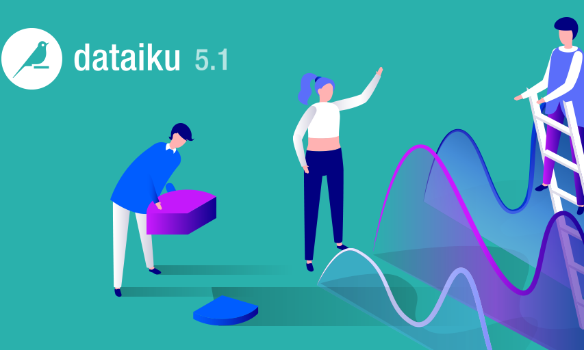 Introducing Dataiku 5.1: Here'sThe Inside Scoop