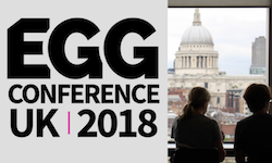 Sushi, Grand Greyhounds, & Data Stars: EGG UK 2018 Awaits